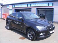 BMW X6 XDRIVE30D (black) 2010