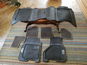 Dodge Ram  truck mats