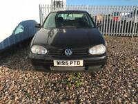 No Offers !Volkswagen Golf 2.0 2000.5MY GTi(Sold as seen)