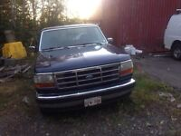 Parting out 95 f-150 5l!!