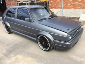 *** Golf GTI 1992 *** UNIQUE