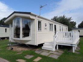 Beautiful Caravan to let in Ingoldsmells Skegness