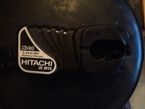 "Hitach 1/2"" drive impact gun, light and charger Kitchener / Waterloo Kitchener Area image 5"
