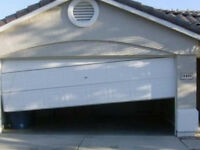 【lowest price 】fix garage door and install opener 403-889-9721