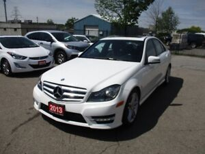 2013 Mercedes C300 4 MATIC !!!! NO ACCIDENT !!!!