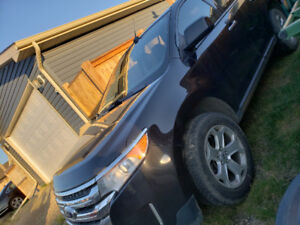 Fully loaded 2011 Ford Edge