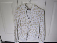 TNA Hoodie - White - like new - Size Small