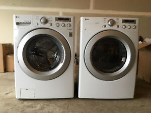 LG Washer and Dryer FOR SALE!