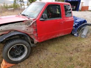 1998 Ford Ranger parts truck.