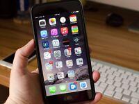 Iphone 6 plus space grey 16 gb