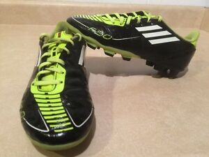 Kids Adidas F50 Outdoor Soccer Cleats Size 5 London Ontario image 1