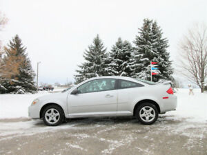 2009 Pontiac G5 Coupe w/ WOW Just 115K!!  SNOW TIRES INCLUDED!!