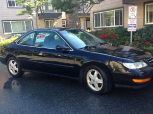 1997 Acura CL Coupe (2 door)