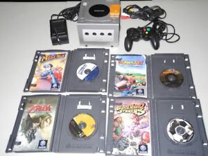Video Game consoles and games