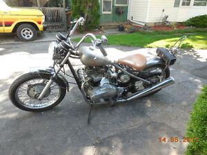 Triumph Bobber Chopper T120R Bonneville REDUCED!!!!!!