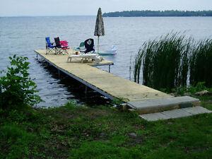 Floating Dock $ 1280. complete, Barrie, Ontario