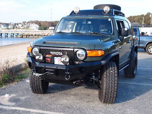 Toyota FJ Cruiser Front or Rear Bumpers available 2006-2015 Gatineau Ottawa / Gatineau Area image 1