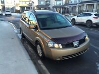2004 Nissan Quest Fully loaded, Extra Clean