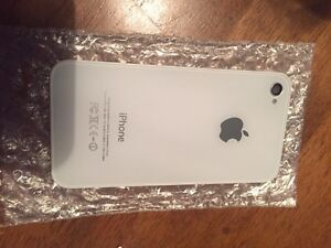 iPhone 4 back glass brand new