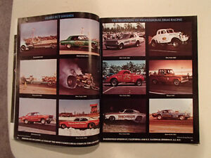 NATIONAL MOTORSPORTS ANNUAL 1976 - 10th Anniversary Issue - Spec Sarnia Sarnia Area image 10