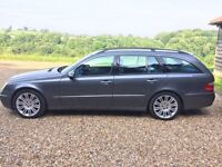 Mercedes E320 CDI SPORT TOURING 2006 7 seater