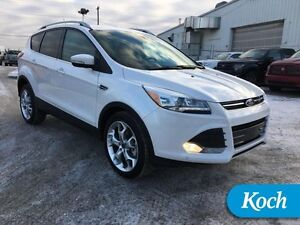 2016 Ford Escape Titanium   - PANORAMA ROOF -  NAVIGATION - Low