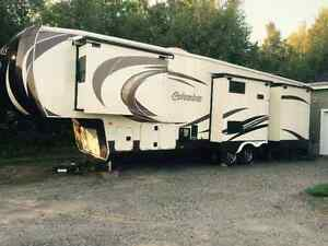 Magnifique Fifth Wheel