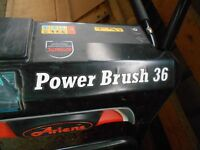 Ariens commercial  36 subaru power brush 48 inch brush