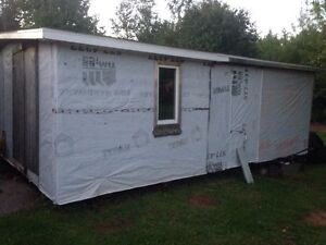 Shed 20 by 20  gotta go $1800.00  obo