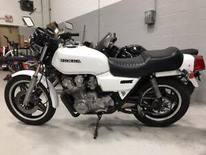 1979 Honda CB750 4 cylinder custom build