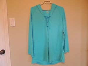 UVSKINZ Hooded Beach Cover Up