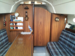 Fully Fitted Tanzer 26' Sailboat for Sale St. John's Newfoundland image 5