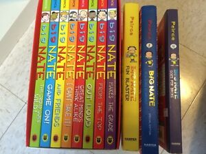 Big Nate Complete Box Set Plus 3 Others