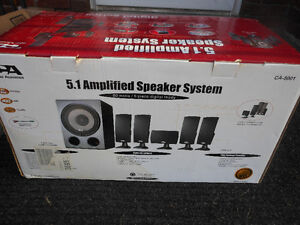Here is a VERSATILE 5.1 Sound  System