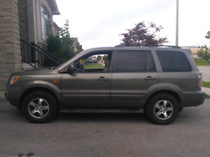 HONDA PILOT FOR SALE!