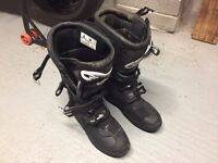 Alpinestars tech 5 motocross boots
