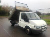 2001 Ford Transit TIPPER COMPLETE WITH M.O.T AND WARRANTY