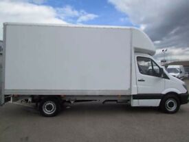 Man and Van 24/7 available..