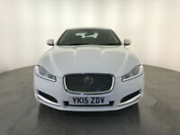 2015 JAGUAR XF LUXURY DIESEL AUTOMATIC 1 OWNER JAGUAR SERVICE HISTORY FINANCE PX
