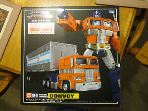 Transformers Takara Masterpiece Optimus Prime MISB