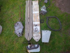 Cooling system parts + odds & ends from 1980 UltraSonic/9500