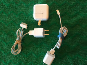 Lightning to USB cable For Apple iPhone 5&6 & iPad & iPod Edmonton Edmonton Area image 1