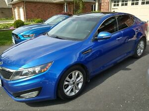 2012 Kia Optima EX+ Sedan