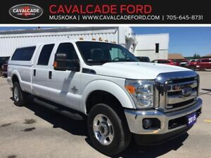 2015 Ford F250 4x4 Crew Cab XLT CERTIFIED USED TRUCK DIESEL