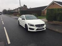 Mercedes-Benz CLA 250 2.0 ( 211bhp ) 4MATIC 7G-DCT AMG Sport Panoramic Roof