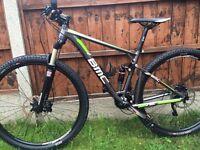 BMC Fourstroke FS03 Mountain Bike 29er not cube scott boardman