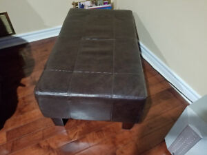 Ottoman or bench or coffee table