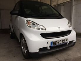 Smart ForTwo Cabriolet 2009