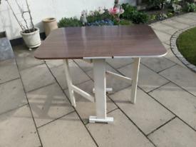 Small Gate Leg Table