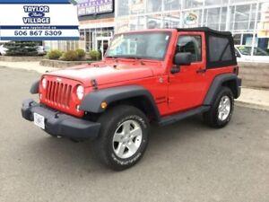 2014 Jeep Wrangler Sport  - $166.89 B/W